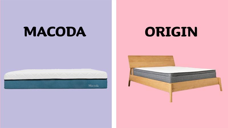 Macoda vs Origin