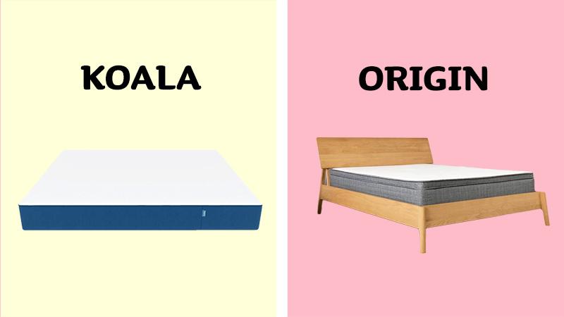 Koala vs Origin