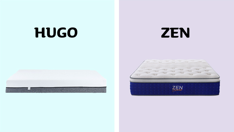 Hugo vs Zen
