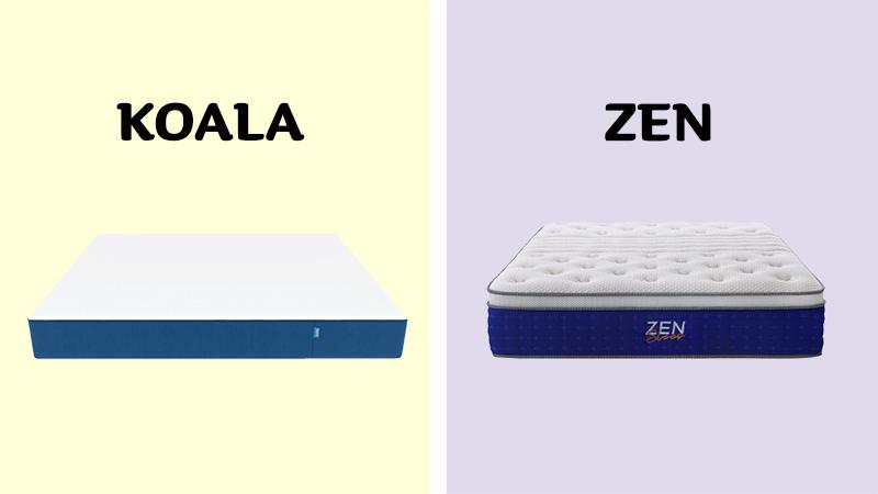 Koala vs Zen