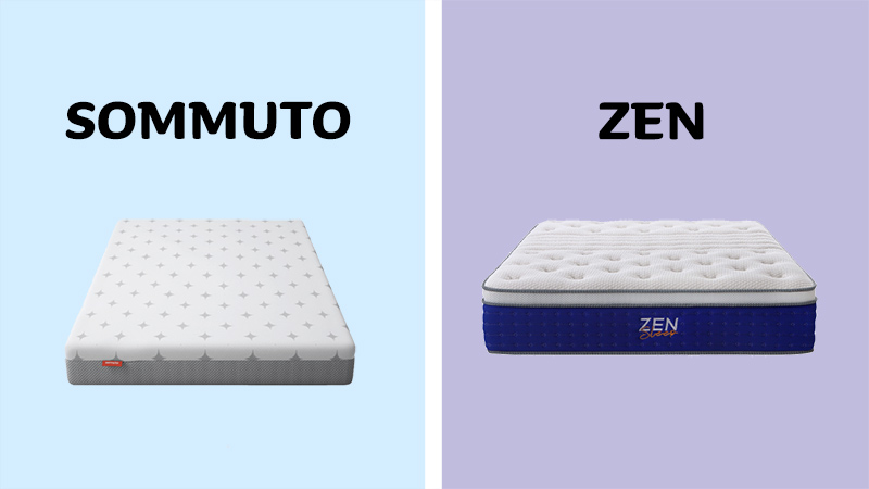 Zen vs sommuto