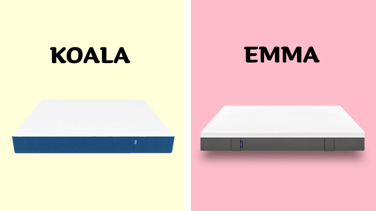 Koala vs Emma