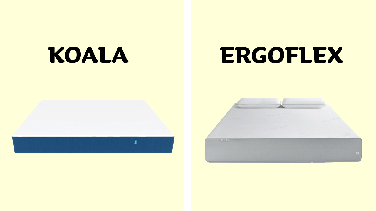 Koala vs Ergoflex