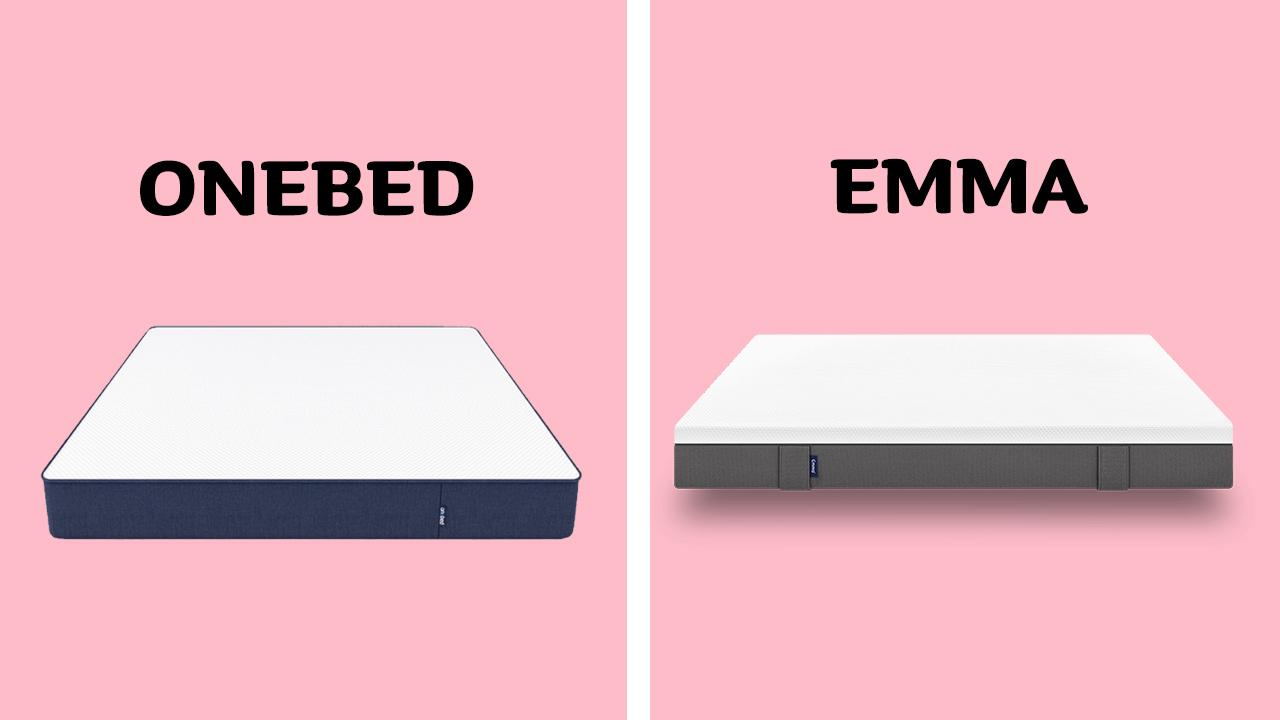 Onebed vs Emma