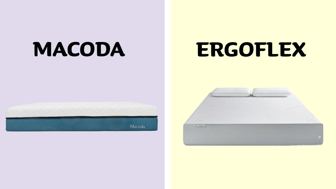 Macoda vs Ergoflex
