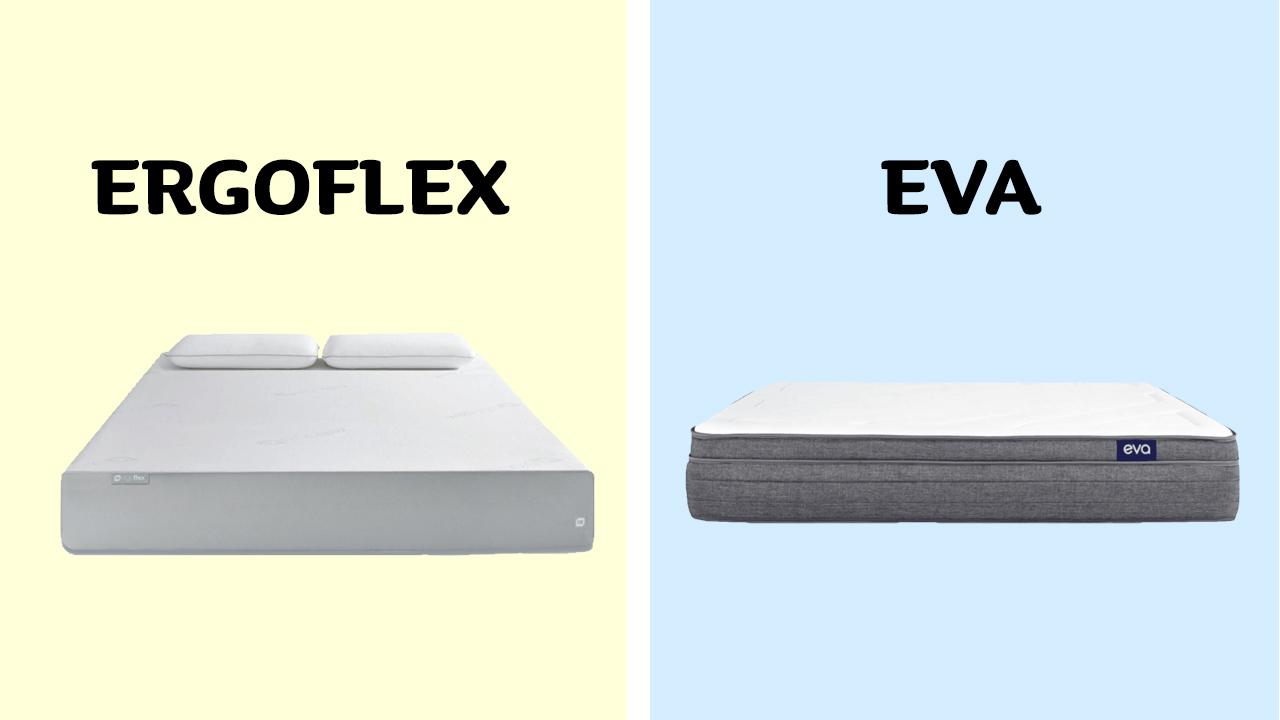 Ergoflex vs Eva
