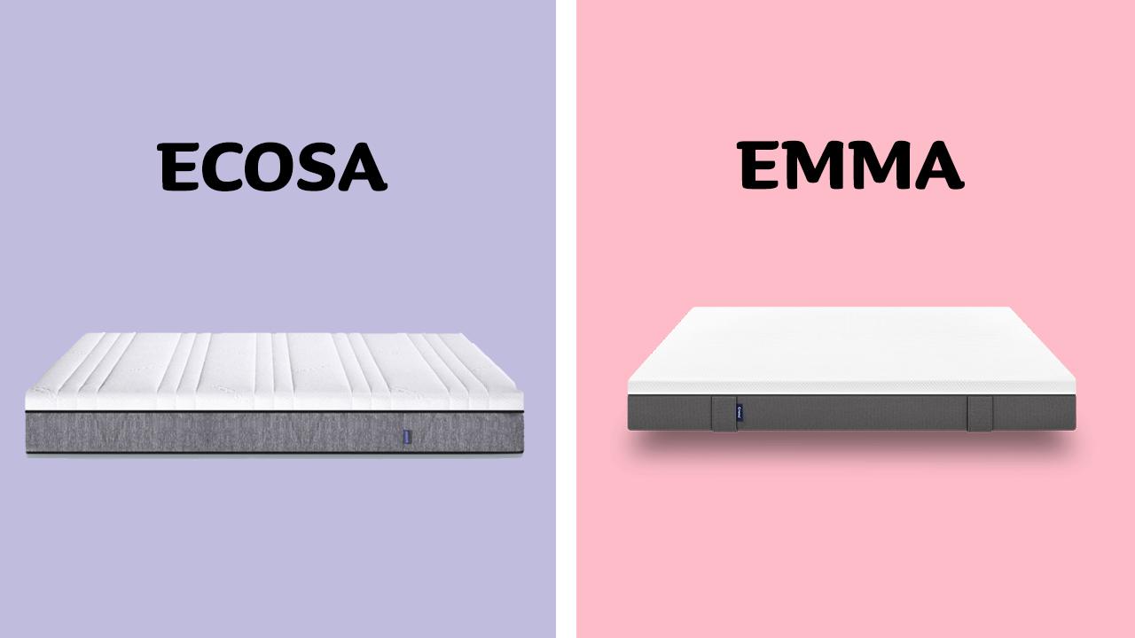 Ecosa vs Emma