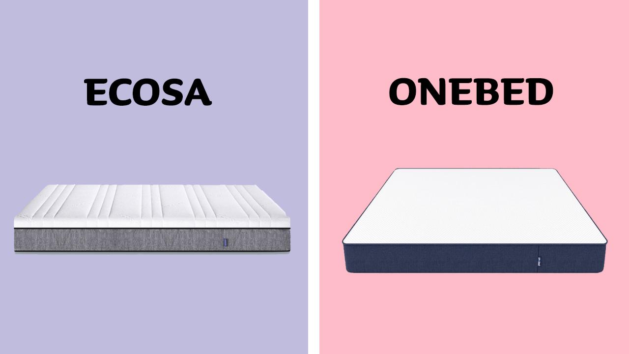 Ecosa vs Onebed