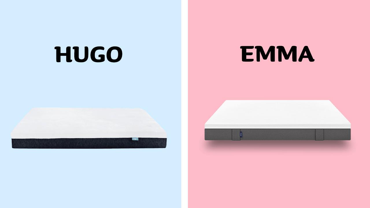Hugo vs Emma