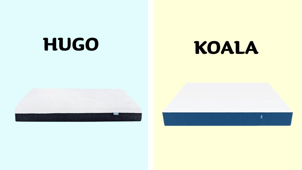 Hugo vs Koala