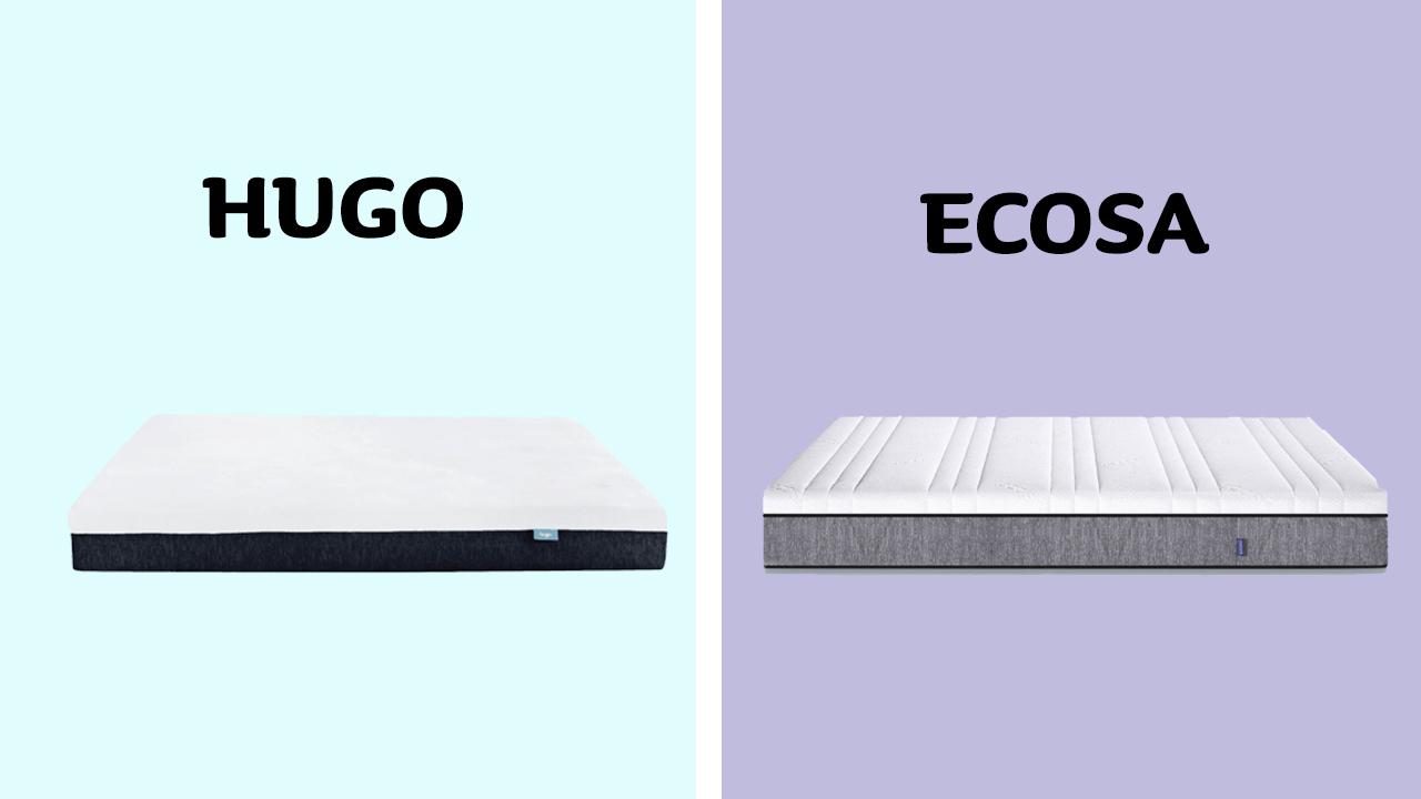 Hugo vs Ecosa