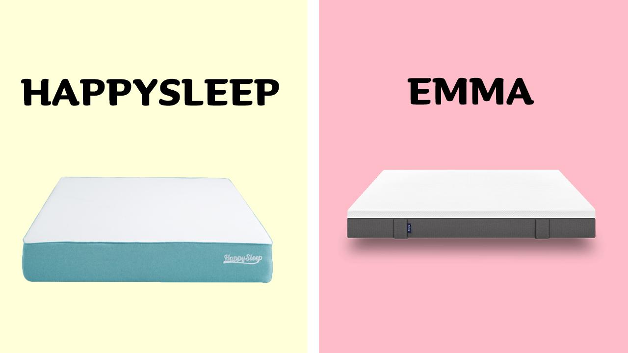 Emma vs HappySleep
