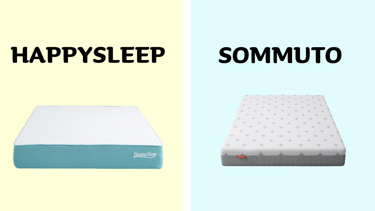 HappySleep vs Sommuto