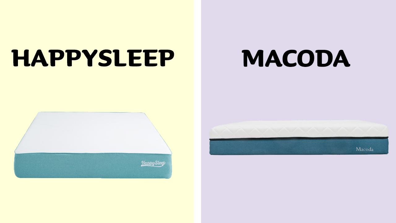 HappySleep vs Macoda