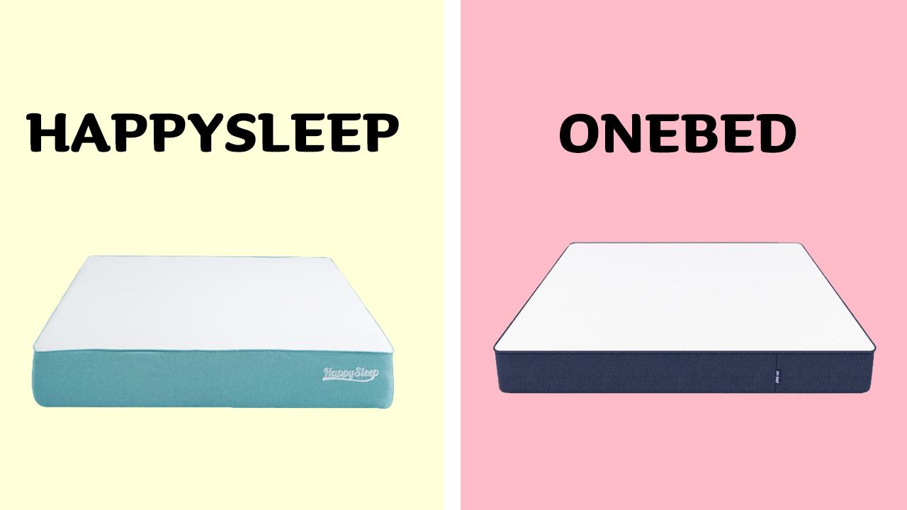 HappySleep vs Onebed