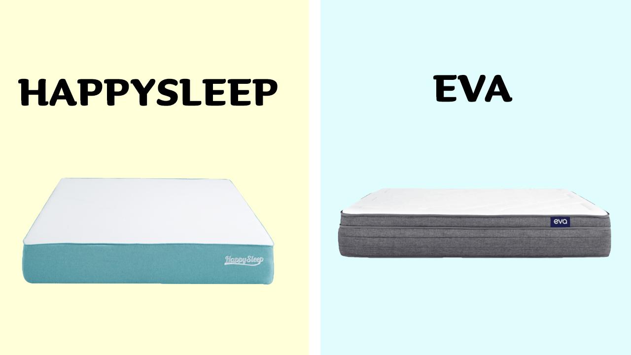 HappySleep vs Eva