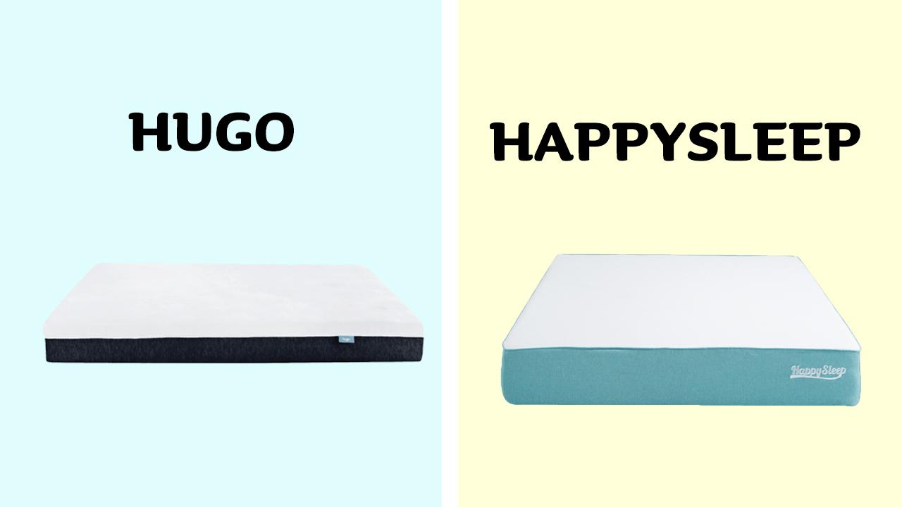 Hugo vs HappySleep
