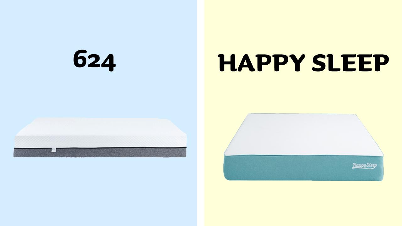 624 vs HappySleep