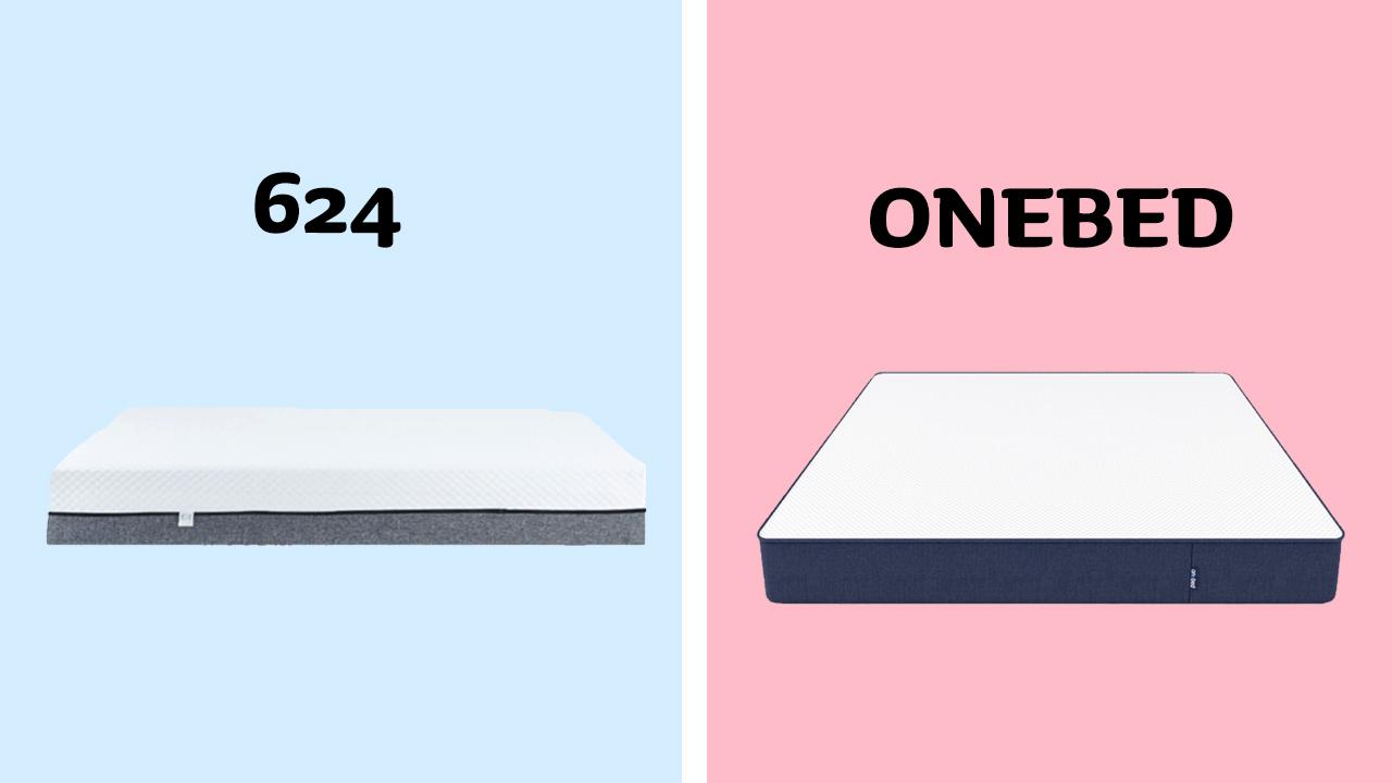 624 vs Onebed