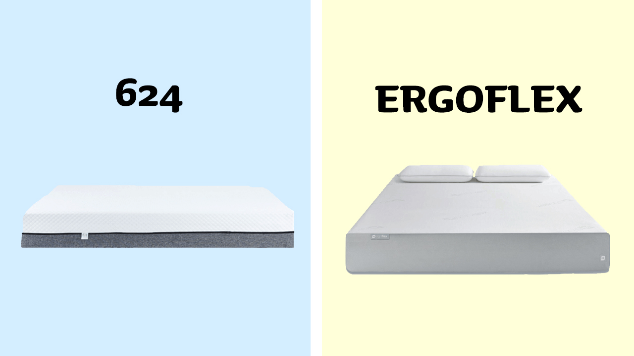 624 vs Ergoflex