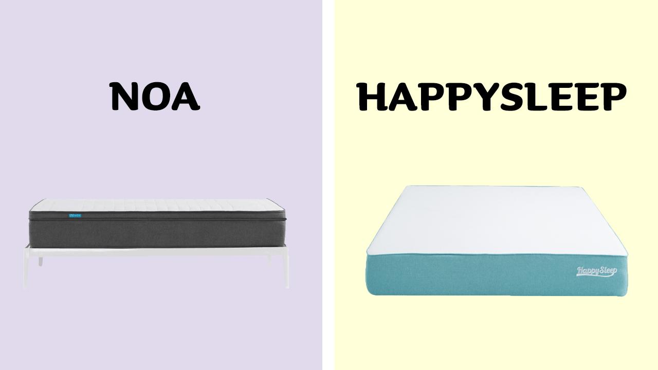 Noa vs HappySleep