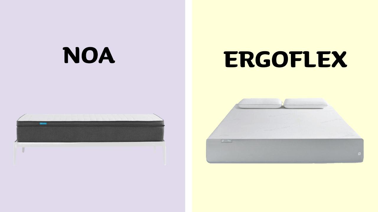 Noa vs Ergoflex