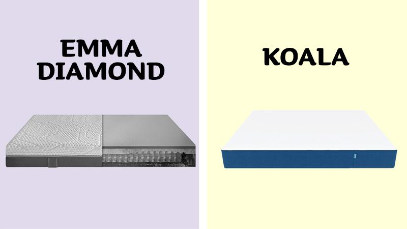 Emma Diamond Hybrid vs Koala