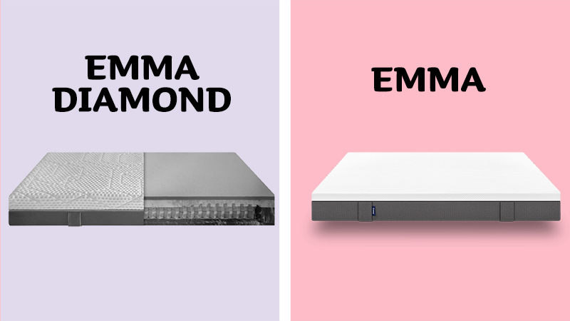 Emma Diamond Hybrid vs Emma