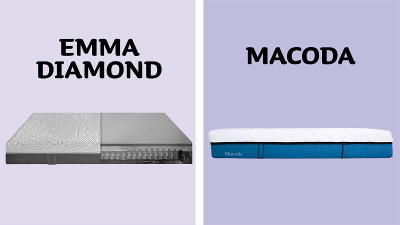 Emma Diamond Hybrid vs Macoda