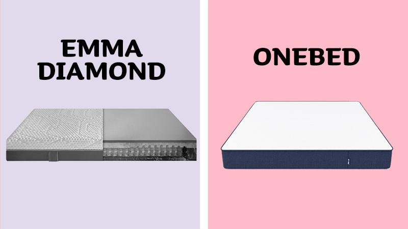 Emma Diamond Hybrid vs Onebed