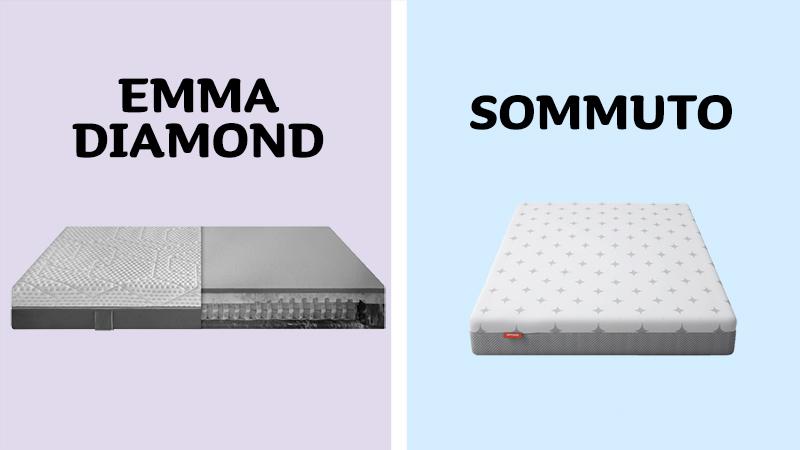 Emma Diamond Hybrid vs Sommuto