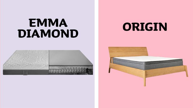 Emma Diamond Hybrid vs Origin