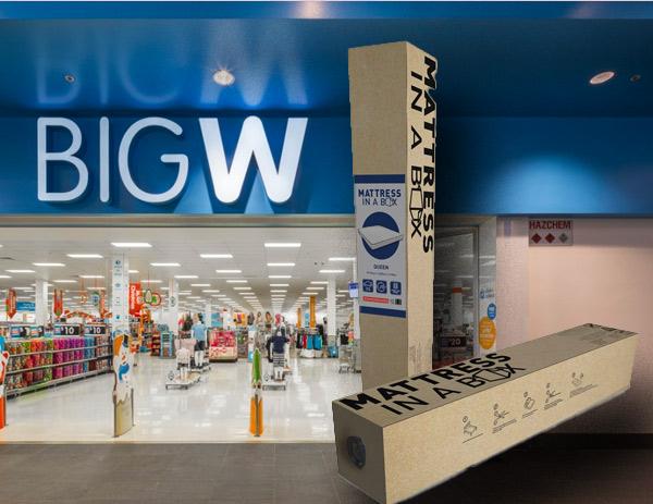 Big W Mattress Review