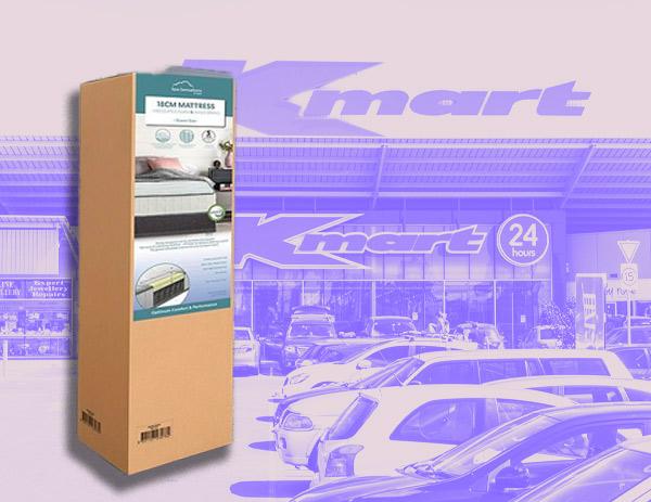 Kmart mattress review