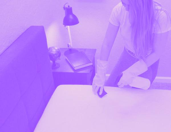 How to clean a memory foam mattress