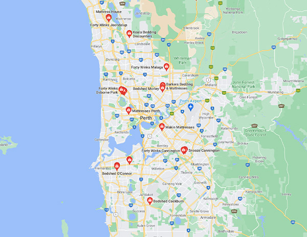 Best place to buy a mattress in Perth