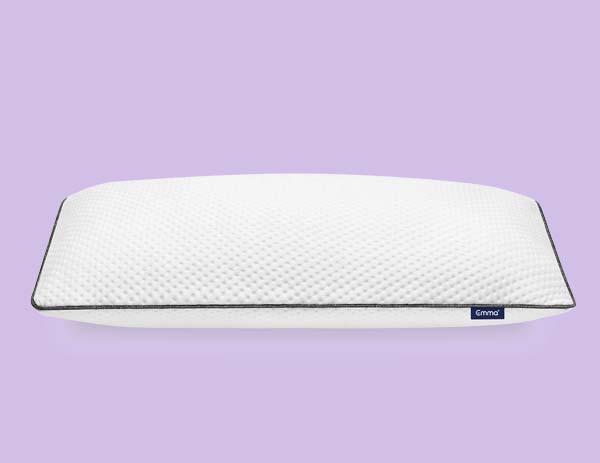 Emma Foam Pillow Review