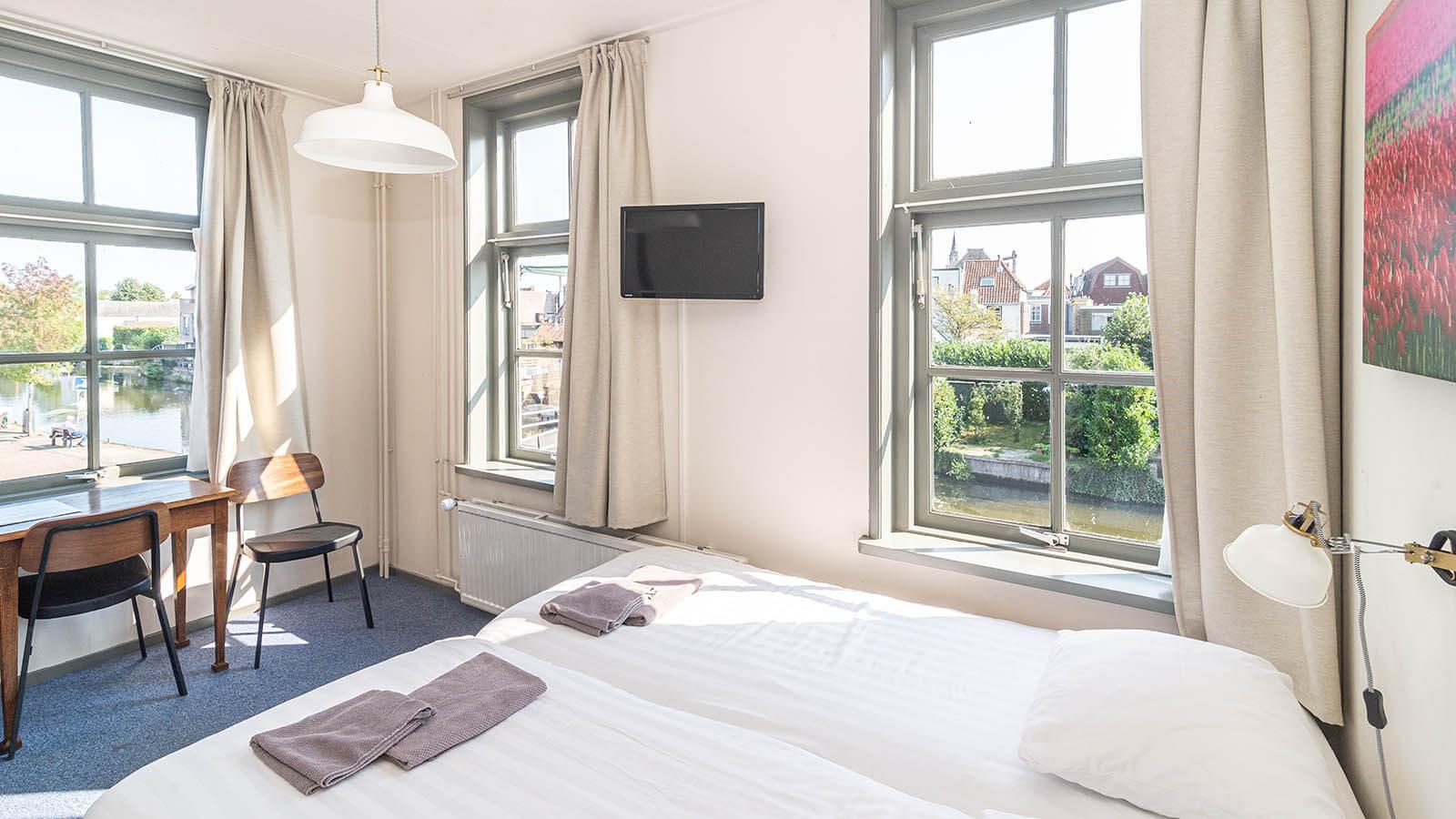 Eenpersoonskamer vanaf € 49,00