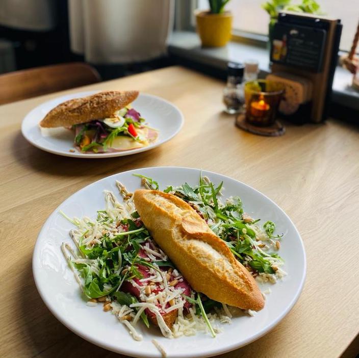 Ook zin een heerlijk broodje voor de lunch?