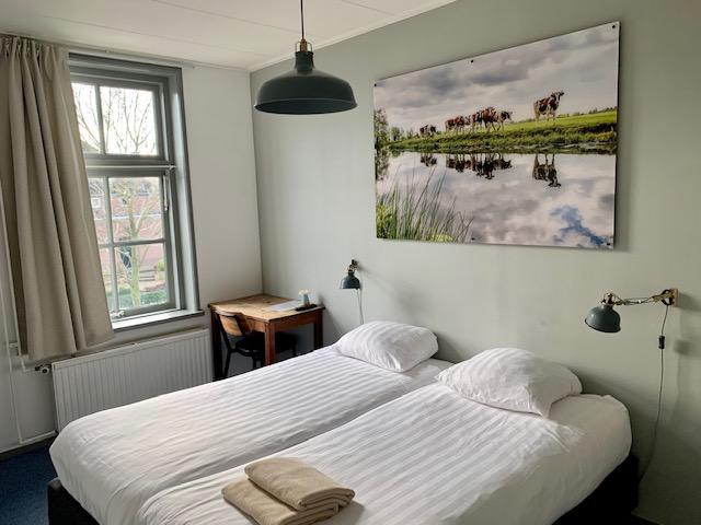 Tweepersoonskamer vanaf € 59,00