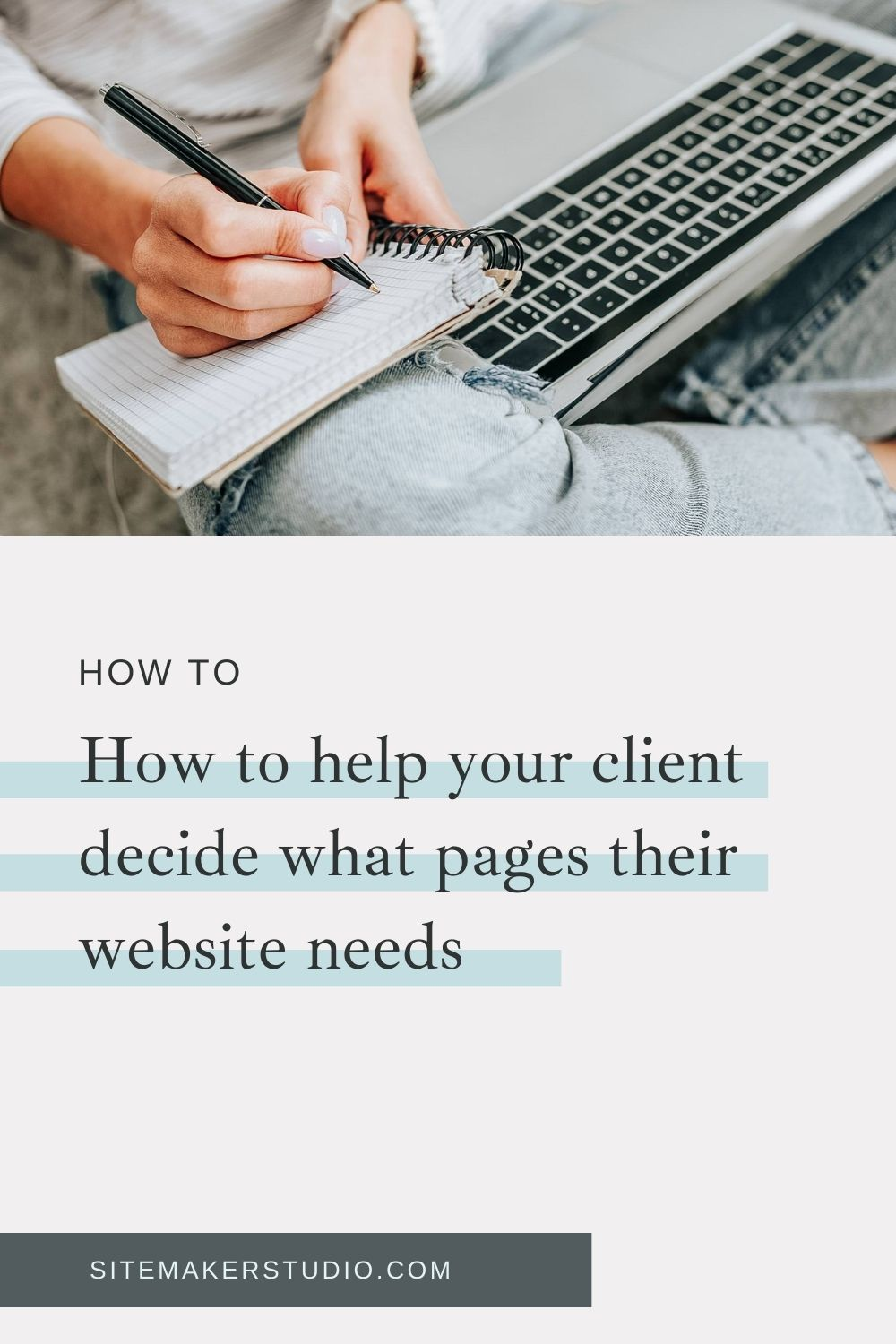 |what pages to have on your website design