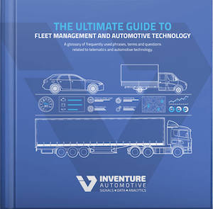 Ultimate Guide to fleet management and automotive technology ebook