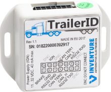 Inventure Trailer ID interface product image