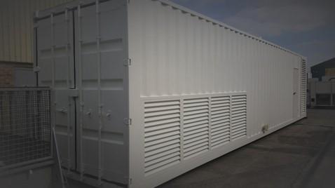 2000kVA Containerised Generator