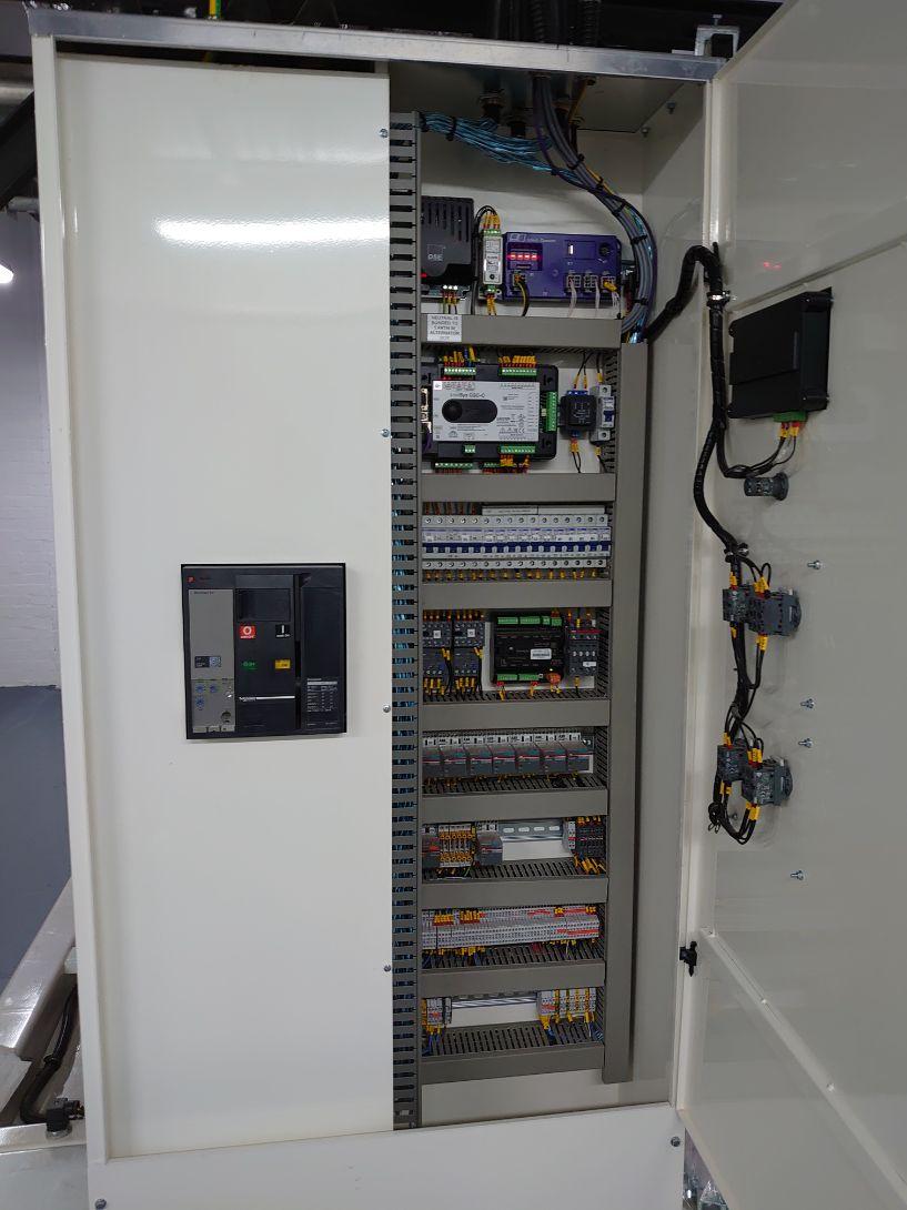 Diesel generator controller
