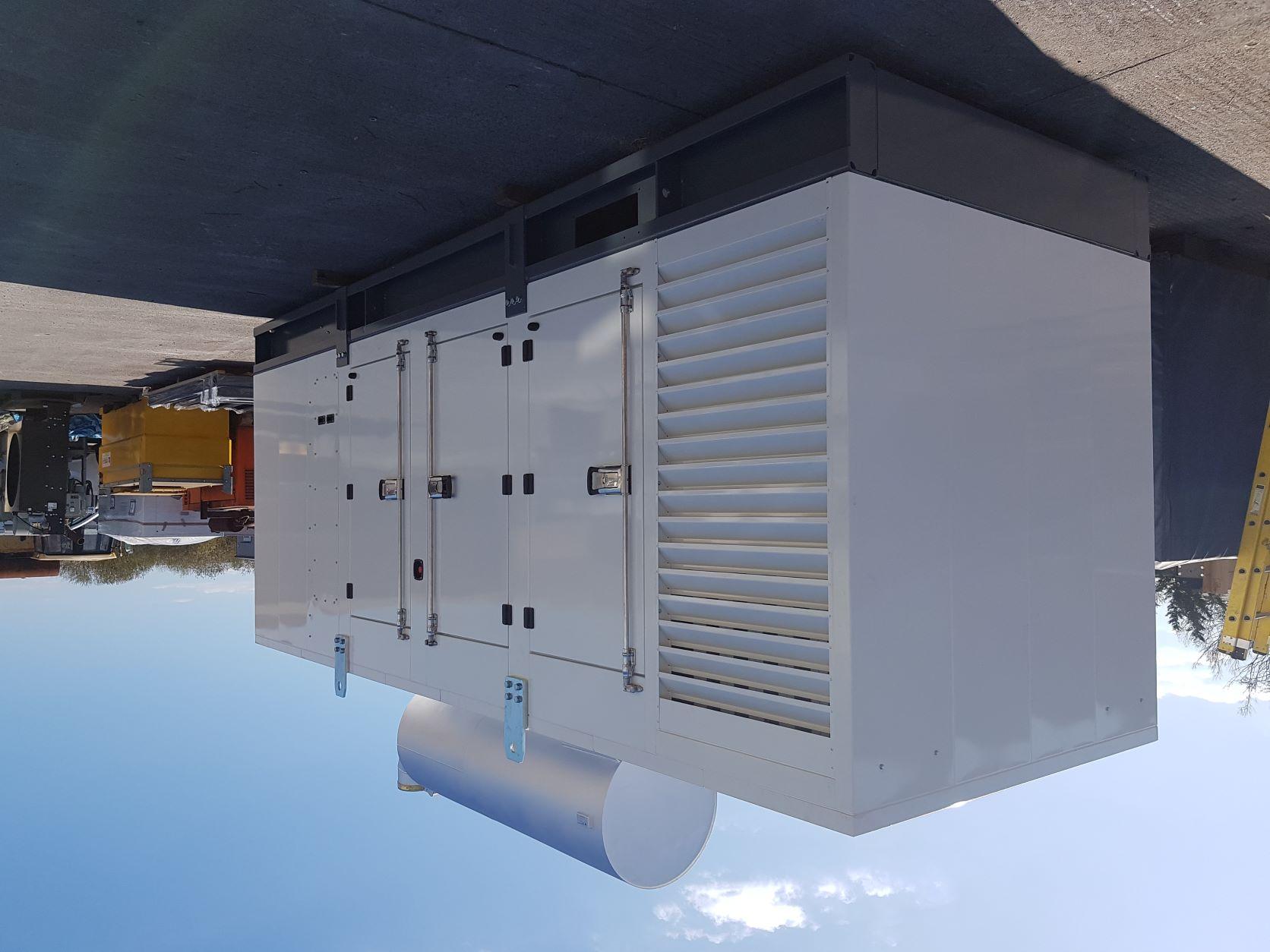 North England NHS Hospital Canopy Generator