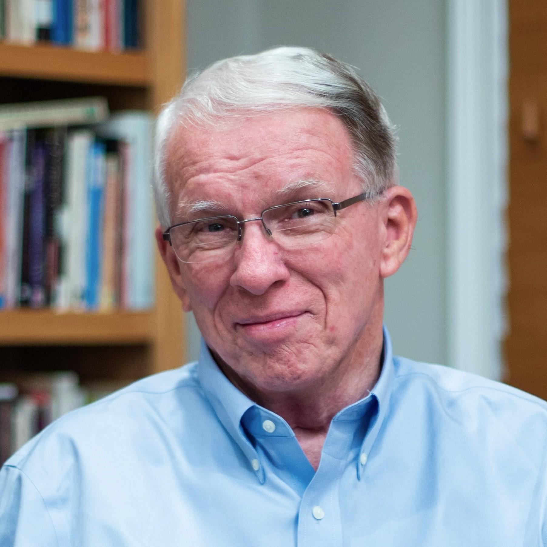Dr. Larry Crabb's headshot