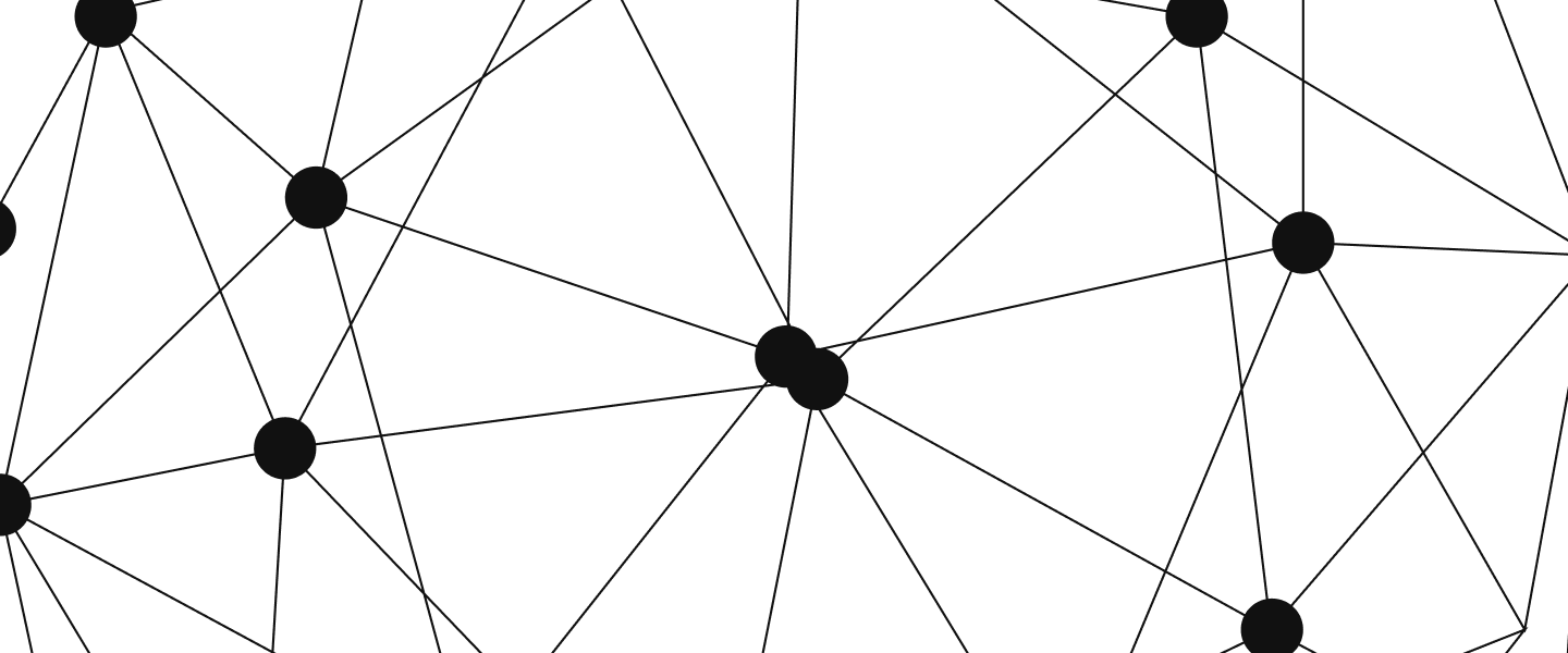 Web to represent computer networks