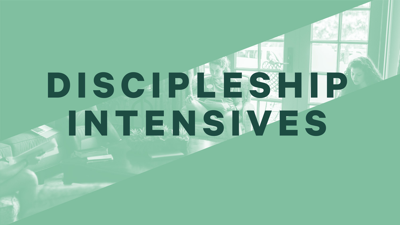 WinShape | Discipleship Intensive