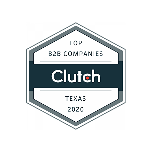 Clutch. Top B2B companies Texas 2020